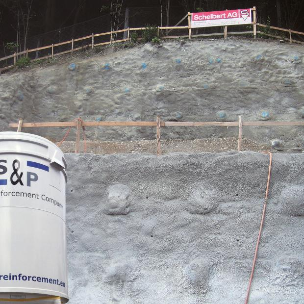 Obras Geotécnicas (Escavação, muros de suporte)