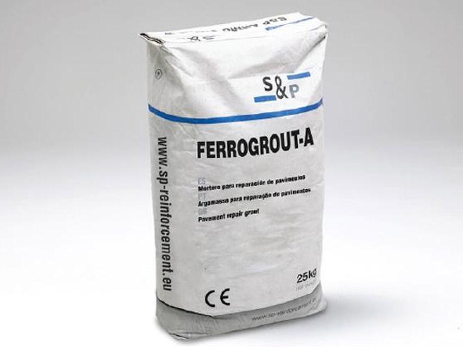 FERROGROUT A