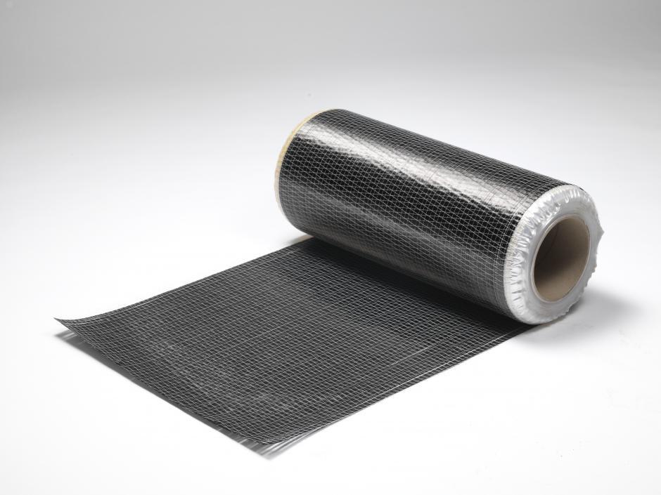 S&P C-Sheet 640 Manta em fibra de carbono para reforço de estruturas