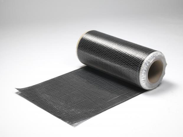 S&P C-Sheet 240 - Manta em fibra de carbono para reforço de estruturas