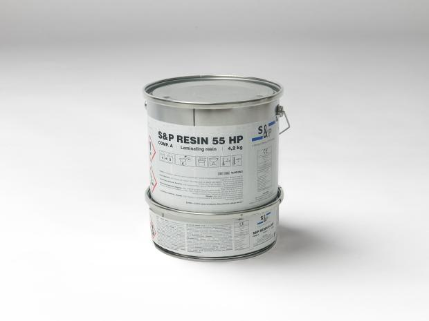 S&P Resin 55 HP - Adesivo epoxi